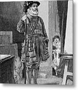 London: Beefeater, 1878 Metal Print