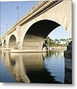 London Bridge II Metal Print