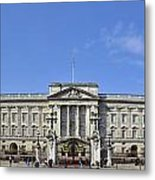 London Buckingham Palace Metal Print