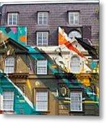 London Building Metal Print