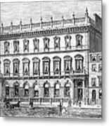 London: Carlton Club, 1868 Metal Print