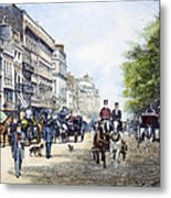 London: Piccadilly, 1895 Metal Print