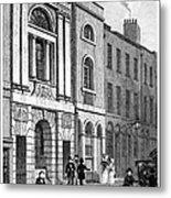London: Watermans Hall Metal Print