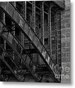 Longfellow Bridge Metal Print