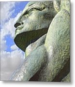 Look To The Sky - L Metal Print