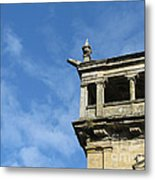 Look Toward The Sky Metal Print