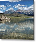 Looking West Metal Print