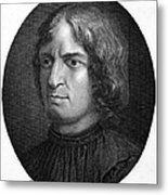 Lorenzo De Medici Metal Print