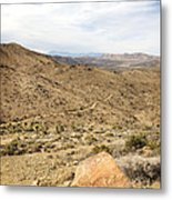 Lost Horse Mine Trail 3 Metal Print
