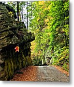 Lost In Pennsylvania 2 Metal Print