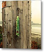 Lost Lure Metal Print
