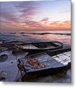 Lost Sailors Metal Print