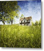 Lost Summers Of My Youth Metal Print