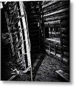 Lost To The Elements  Metal Print