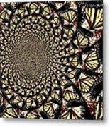 Lotsa Butterflies  Metal Print