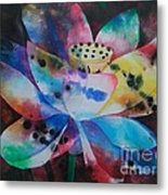 Lotus 3 Metal Print