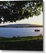 Lough Arrow, Co Sligo, Ireland Lake In Metal Print
