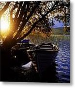 Lough Arrow, Co Sligo, Ireland Lake Metal Print