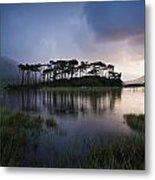 Lough Derryclare, Twelve Bens, Co Metal Print