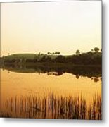 Lough Muck, County Tyrone, Ireland Metal Print