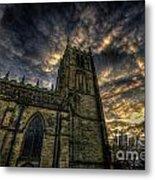 Loughborough Parish Church Metal Print