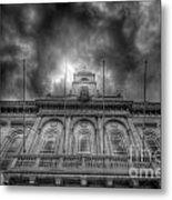 Loughborough Town Hall Metal Print