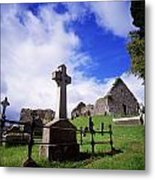 Loughinisland, Co. Down, Ireland Metal Print