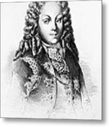 Louis I Of Spain (1707-1724) Metal Print
