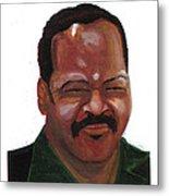 Louis Jackson Jesse Metal Print