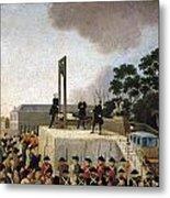 Louis Xvi (1754-1793) Metal Print