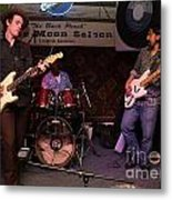 Louisiana House Rockers 03 Metal Print