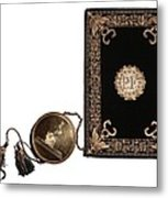 Louisiana Purchase Treaty Of 1803 Metal Print