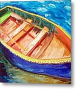Love Boats Metal Print