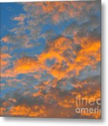 Love From Above Metal Print