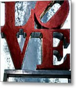 Love In The Afternoon Metal Print