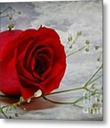 Love Is Everlasting Metal Print