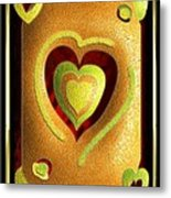 Love Of Fruit And Jello Metal Print