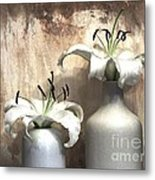 Lovely Lily Lu Metal Print