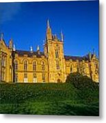 Low Angle View Of A Building, Magee Metal Print