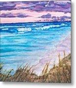 Low Tide Metal Print by Jeanette Stewart