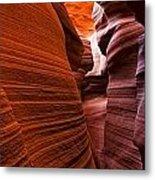 Lower Antelope Canyon, Arizona Metal Print