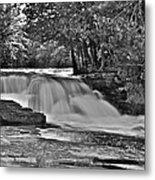 Lower Tahquamenon Falls 6140b Metal Print