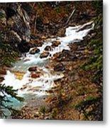 Lower Twin Falls Metal Print
