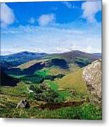 Luggala, Co Wicklow, Ireland Metal Print