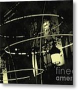 Luminaires - Paris - France  Metal Print