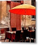 Lunch? Metal Print