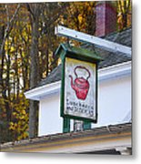 Luncheons And Dinners Metal Print