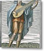 Lute, 1723 Metal Print