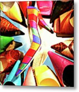 M-m-m My Stilettos Metal Print