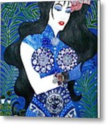 Ma Belle Salope Chinoise No.11 Metal Print